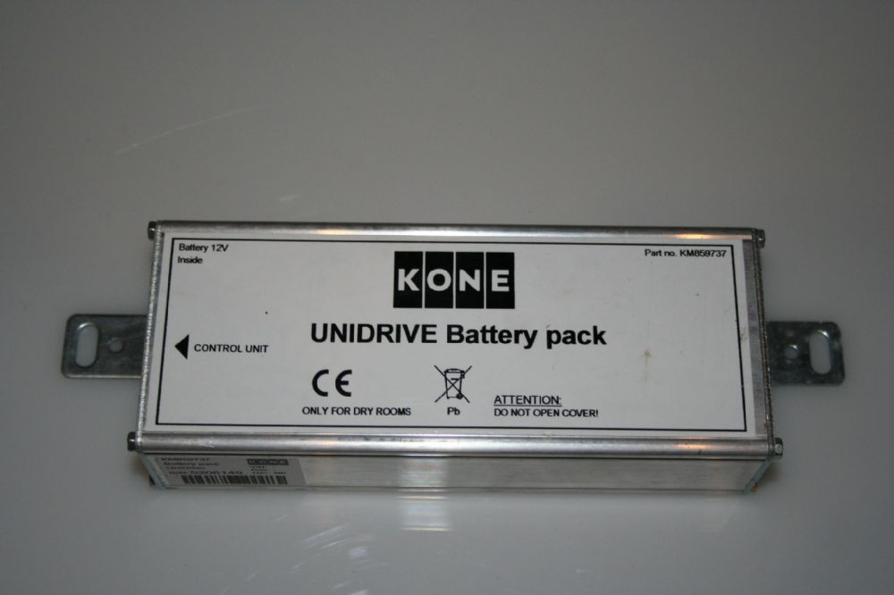 Kone Battery Backup